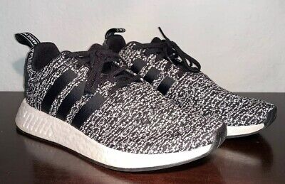 a72808cacb5ad Adidas Originals Men s Sneakers Size 10 NMD R2 Oreo Black White B22631 8 10  Used