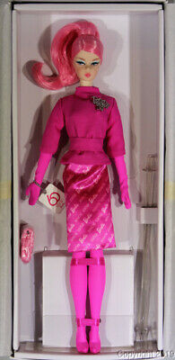 Proudly Pink Silkstone Fashion Model 60th Anniversary Barbie ~IN STOCK NOW~