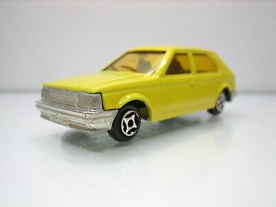 Diecast Norev Mini Jet Talbot Horizon 1:60? in Yellow Very Good Condition Rare