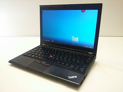 Lenovo ThinkPad X230 Core i5 2.6Ghz 4Gb 320Gb HDD Windows 7 Pro Laptop