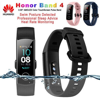 Huawei Honor Band 4 Smart-Armband 0.95'' Touchscreen Herzfrequenz-Schlafmonitor