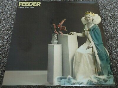 FEEDER - Picture Of Perfect Youth(UK 2004 LTD EDITION NUMBERED TRIPLE VINYL LP)