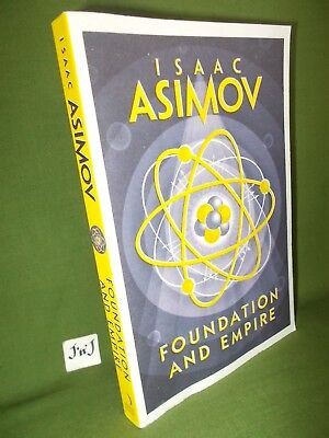 Isaac Asimov Foundation And Empire  Paperback 2016