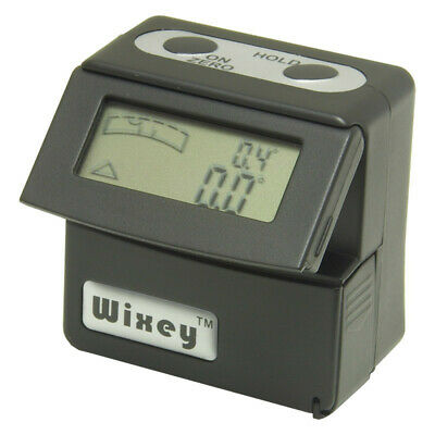 NEW - Wixey WR365 Digital Angle Gauge with Level