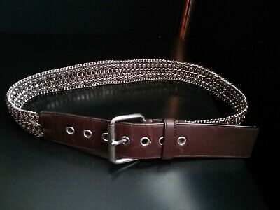 Duke Strong Metal Buckle Thick Canvas Belts 30-64 Waist From £4.99 FREE POST