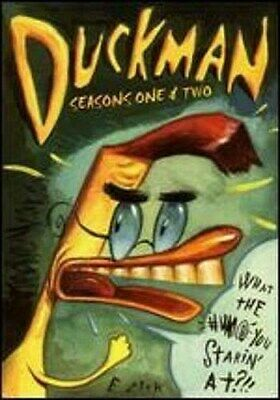 Duckman - Seasons One and Two (DVD, 2008) WORLD SHIP AVAIL