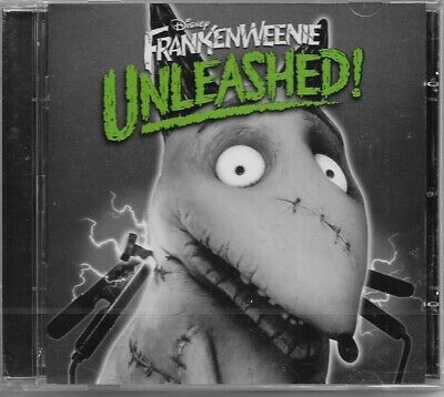 Frankenweenie Unleashed V/A CD Album New & Sealed Robert Smith Imagine Dragons