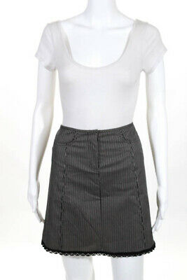 Women's Clothing New Fashion Nanette Lepore Shenanigan Beige Ruched Pencil Skirt Size 4 Clothing, Shoes & Accessories