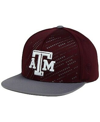 low priced 20a73 76a8c Texas A M Aggies Top of the World Sun Breaker Adjustable Cap Hat 854324 OS   30