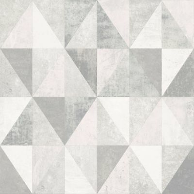Prettyia 480g Triangle Square Rhombus Vitreous Glass Mosaic Tiles Tessera