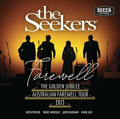 The Seekers - The Seekers - Farewell [New CD]
