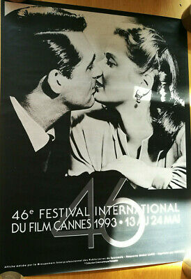 Cinema Affiche Du Festival De Cannes 1993 Festival International Du Film