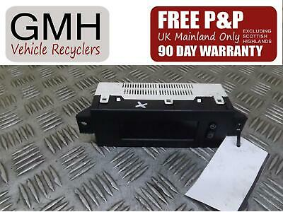 Vauxhall Astra Digital Radio Clock Display Unit 23552C331239 1998-2006‡