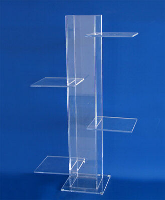 Safe Albums Acrylic Presentation Tower