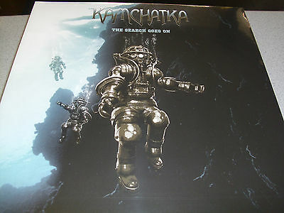 Kamchatka - The Search Goes On - LP Vinyl /// Neu & OVP /// Gatefold Sleeve
