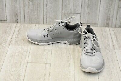 hot sales f569e 0b678 UNDER ARMOUR COMMIT Training Shoes - Men's Size 8.5 - Gray