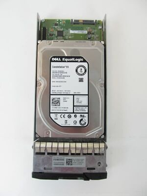 """Dell Equallogic 600GB 15k SAS 3.5/"""" LFF Spare with tray for PS4000XV PS4000"""