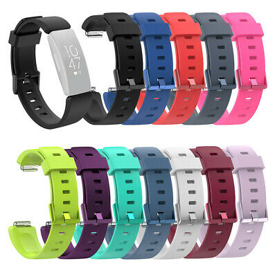 Silicone Bracelet Watch Band Wristband Strap For Fitbit Inspire/Inspire HR Sale