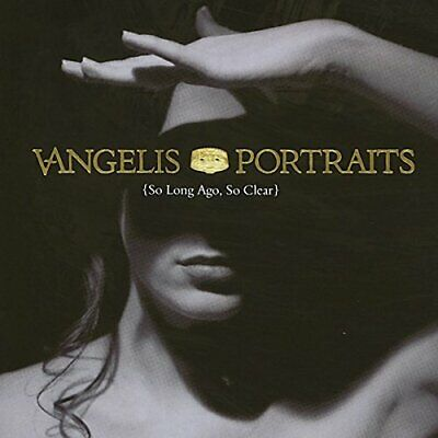 Vangelis - Portraits 1996 German Cd