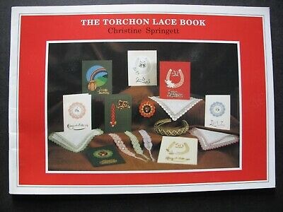 THE TORCHON LACE BOOK by CHRISTINE SPRINGETT