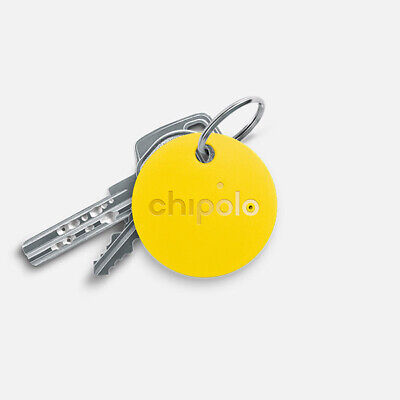 Chipolo Plus Tracker / Yellow / NEW & BOXED