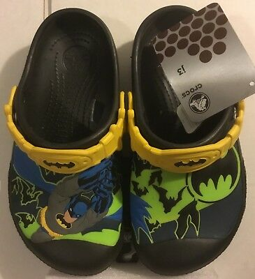 Crocs Classic Kids Roomy Fit Clogs Shoes Sandals in Size 6/7 SCOOBY DOO SEABLUE