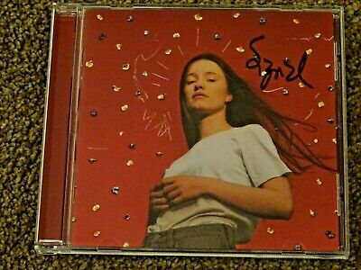 Sigrid Sucker Punch Cd - Including Strangers / Don't Feel Like Crying - Signed!