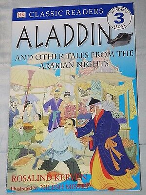 Aladdin & Other Stories from The Arabian Nights, Rosalind Kerven, Nilesh Mistry