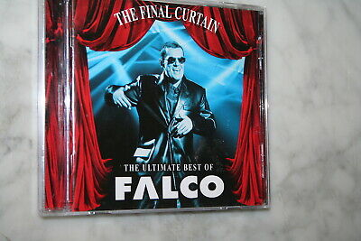 Falco – The Final Curtain - The Ultimate Best Of Falco