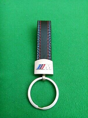 2019 Keyring Keychain Leather High Quality for BMW M Power M Performance M Sport