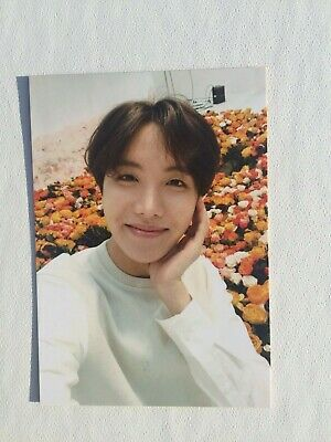 BTS Official Love Yourself World Tour Japan - Passport Photocard - J-Hope