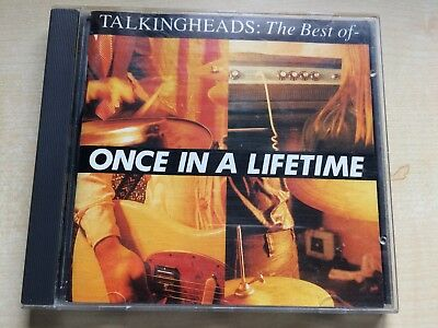 Talking Heads - Once In A Lifetime: The Best Of (Cd Album)