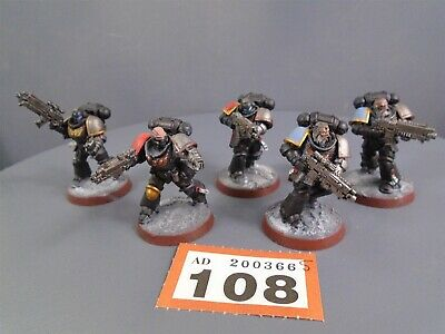 Warhammer 40,000 Space Marines Primaris Intercessors Squad 108