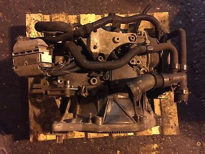 10-16 CITROEN C3 Automatic Gearbox Actuator 9682562280 From An Low