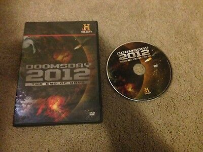 Doomsday 2012 THE END OF DAYS DVD
