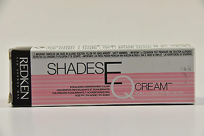 REDKEN - Shades EQ Cream Hair Color - 2.1 oz 60 g ml - Clear