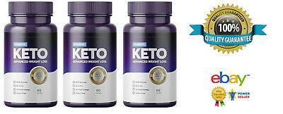 3X PUREFIT KETO ADVANCED WEIGHT LOSS (180 Capsules) FREE SHIPPING WORLDWIDE