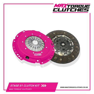 MTC Stage 1 Clutch Kit For Volkswagen Bora 2.8i V6 24v 4-Motion Inc VR6 Models