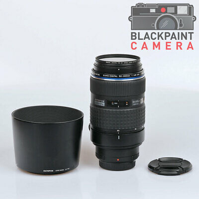 Olympus 50-200mm f/2.8-3.5 ED SWD Zuiko Zoom Lens for 4/3 Mount