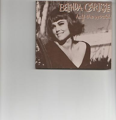 Belinda Carlisle-Half the World UK cd single