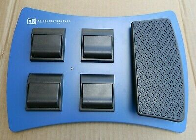 Native Instruments Guitar Rig Kontrol Multi-effects Pedal