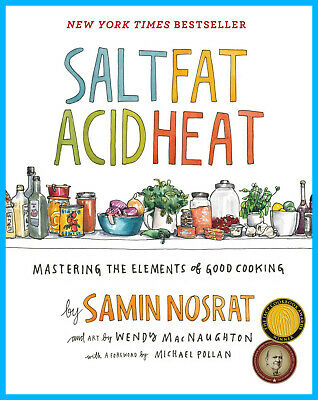 [ePub]🔥 Salt Fat Acid Heat Mastering the Elements of Good Cooking 📥 (30s) ⚡+🎁