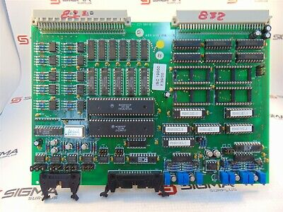 Siemens 401106 Circuit Board Issue C Asy. 416106