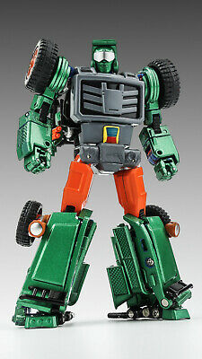 Xtransbots Limited Version Truncheon target mini warrior,In stock placstic bag
