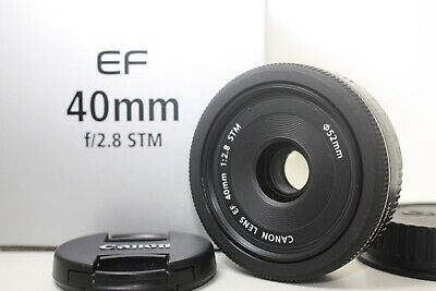 【Near Mint in Box】 Canon EF 40mm f/2.8 STM Lens From Japan