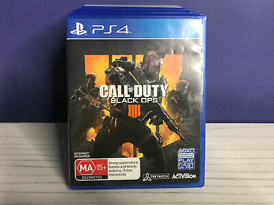 Call Of Duty Black Ops Iiii Playstation 4 Game