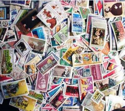East Germany Stamp Collection - 1,000 Different Stamps
