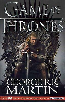 A Game of Thrones: Book 1 of a Song of Ice and Fire by George R.R. Martin (Engli