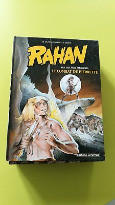 Collection Eo Rahan Nouvelle Serie Cheret Pif Vaillant Tbe