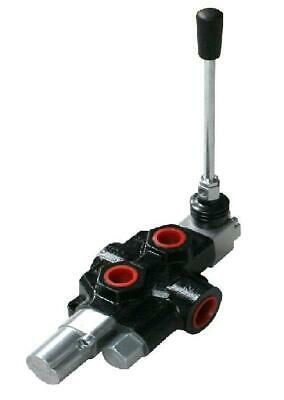 "Flowfit Hydraulic Log Splitter Auto Kick out Control Valve 3/4"" Ports ZZ005421"